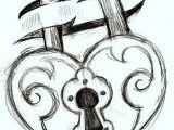 Good and Easy Drawings Pin by Tentang Hati On Love Drawings Cool Drawings Lock