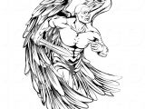 Guardian Angel Drawing Easy Male Guardian Angel Clipart