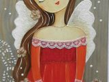 Guardian Angel Drawing Easy Pin by Dee Fitzsimmons On Art Mixed Media Angel Drawing