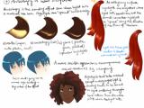 Hair Drawing Tutorial Tumblr Hair Tutorial Tumblr