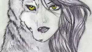 Half Human Half Animal Drawing Easy 16 Best Werewolf Drawings Images Anime Neko Anime Wolf