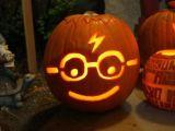 Halloween Pumpkin Drawing Easy Harry Potter Pumpkin Face Pumpkin Carving Ideas Halloween