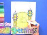 Happy Diwali Drawing Easy 46 Best Diwali Drawings Images Diwali Drawing Diwali