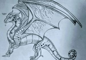 Hard Drawings Of Dragons Rainwing Wings Of Fire In 2018 Pinterest Wings Of Fire Wings