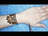 Henna Drawings Easy Videos Matching Full Hand Shaded Arabic Mehndi Designs