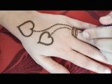 Henna Drawings Easy Videos Matching Most Easy Simple Mehndi Design for Hands