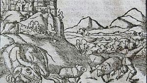 Historical Drawings Of Dragons Wawel Dragon Wikipedia