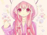 Hoodie Cute Anime Girl Drawing Pin On Anime
