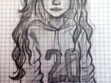 How Draw A Girl Easy Cool and Easy Things to Draw when Bored Drawings Schone