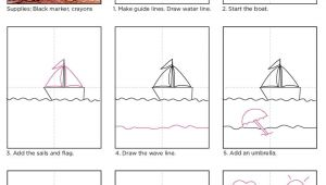 How to Draw A Beach Easy Draw A Beach Art Drawings for Kids Beach Drawing Drawing