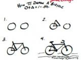 How to Draw A Bicycle Easy 23 Best Bicycle Drawing Images Bicycle Drawing Bicycle