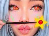 How to Draw A Cute Girl Video Pin On Art by Julia Razumova