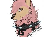 How to Draw A Wolf On Animal Jam Drawing for Sara8001 On Animal Jam by Tigermoonestara On