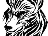 How to Draw A Wolf Step by Step Easy Draw A Tribal Wolf Tribal Wolf Step by Step Drawing