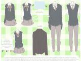 How to Draw An Anime School Uniform Geschenkidee Zur Hochzeit Baum Aus Schokopralinen Fur Braut