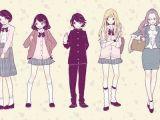 How to Draw An Anime School Uniform School Fashion Cute Girl Drawing Japanese Drawings