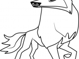 How to Draw Animal Jam Fox Animal Jam Coloring Pages Animaljam Coloringpages toys