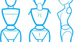 How to Draw Anime Girl Body Step by Step Draw A Manga Girl Step by Step with Body Kun Dolls
