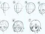 How to Draw Anime Heads Female Pin On Drawing
