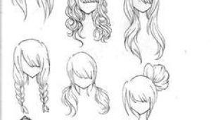 How to Draw Anime Lace Draw Realistic Hair Haare Zeichnen Frisuren Zeichnen Und