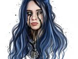 How to Draw Billie Eilish Anime Billie Eilish Billie Billie Eilish Girl Wallpaper
