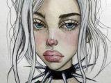 How to Draw Billie Eilish Anime Billieeilish wherearetheavocados Billie Celebrity