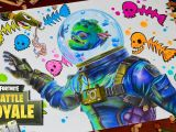 How to Draw fortnite Easy Drawing fortnite Battle Royale Leviathan New Legendary Skin How to Draw Leviathan Lookfishart