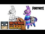 How to Draw fortnite Easy How to Draw Llama fortnite Awesome Step by Step Tutorial