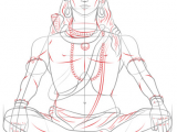 How to Draw Ganesha Easy Step by Step How to Draw Lord Shiva Step by Step Drawing Tutorials for