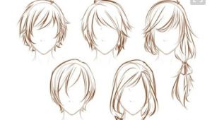 How to Draw Girl with Short Hair Pin by Furyninja On Drawing How to Draw Hair Short Hair