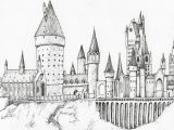 How to Draw Harry Potter Hogwarts Castle Easy Harry Potter Castle Drawing at Paintingvalley Com Explore