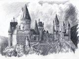 How to Draw Harry Potter Hogwarts Castle Easy Hogwarts by Matsuo1326 Deviantart Com Harry Potter