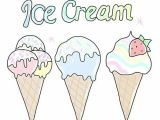 How to Draw Ice Cream Cone Easy Image Result for Tumblr Ice Cream Drawing Cute Drawings