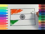 How to Draw Indian Flag Easy Videos Matching How to Draw Brunei Flag Drawing the Flag