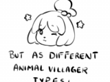 How to Draw isabelle From Animal Crossing Acnl Cats Tumblr