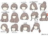 How to Draw Long Anime Hair Pin by Myr19 On O O O Oaoµu U U In 2019 How to Draw Hair