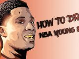 How to Draw Nba Youngboy Easy 55 Ageless How to Draw Nba Youngboy