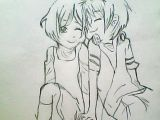 How to Draw People Hugging Easy Cute Chibi Couple Hugging Pencil Easy Cute Chibi Couple