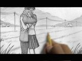 How to Draw People Hugging Easy How to Draw People Hugging A Video by Popular Manga Artist