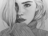 How to Draw Realistic Girl Drawing Sketch Stick Figure Pencil Drawing Drawing