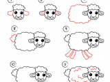 How to Draw Sheep Easy Pin Auf Malideen
