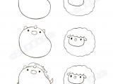 How to Draw Sheep Easy Unicorn Sheep Animal Drawings Cute Drawings Cute Animal