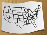 How to Draw the United States Map Easy 18 Unique How to Draw the Usa