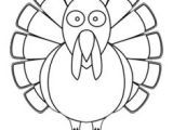 How to Draw Turkey Easy 17 Best Turkey Clipart Images Turkey Drawing Black White