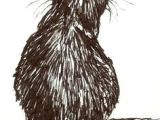 Ink Drawing Of A Cat Cat Ink Drawings Google Search Cat Art Pinterest Cats Cat