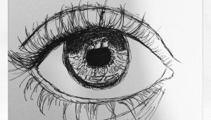 Ink Drawing Of An Eye Ink Pen Sketch Eye Art In 2019 Drawings Pen Sketch Ink Pen
