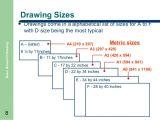 J Size Drawing Dimensions Basic Blueprint Reading