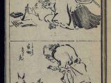 Japanese Drawing Ideas Hokusai Manga Japanese Engraving Katsushika Hokusai Manga