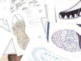 Jordan 9 Drawing 886 Best Kick Sketches Images In 2019 Shoe Sketches Tennis Shoe