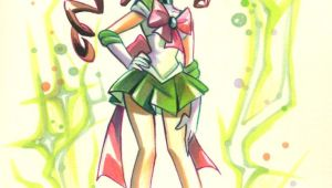 Jupiter Drawing Tumblr 140 Best Sailor Jupiter Images On Pinterest Sailor Scouts Sailors